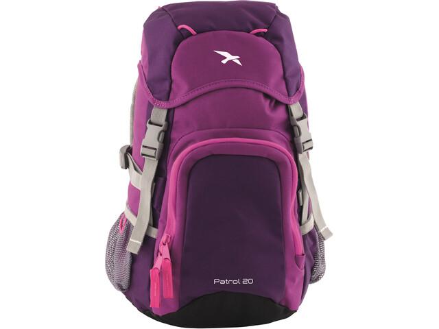 Easy Camp Patrol Backpack 20l Kids, purple